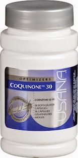 Health Supplements CoQuinone USANA