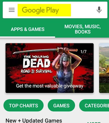 Download Paid Games Free From PlayStore