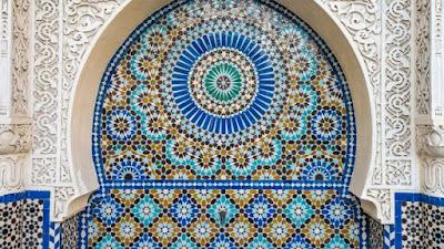 الاشكال الهندسية فى المعمار الاسلامي