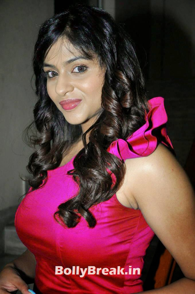 Bollybreak lakshmi nair latest hot hd photos in pink dress without