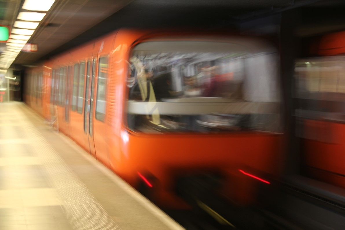 lyon métro