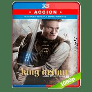 El Rey Arturo: La leyenda de la espada (2017) 3D SBS 1080p Audio Dual Latino-Ingles