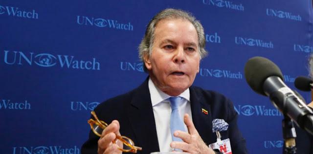 Opositores intentaron impedir reunión de la ONU sobre Venezuela: embajador Arria
