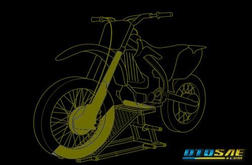 Konon Katanya Suzuki DR150 Akan Segera Diluncurkan, Ayo Ngetrail Paman