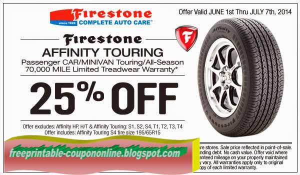 Firestone coupon may 2018