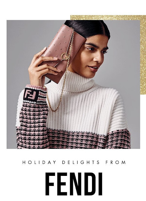 Fendi Holiday Fashion
