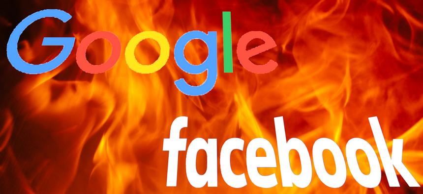 網站添加 Facebook、Google+ 粉絲專頁框