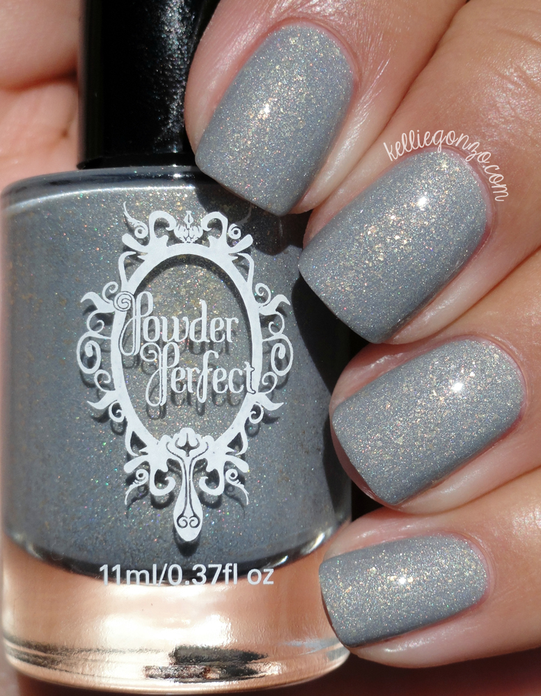 Powder Perfect Cinder Soot