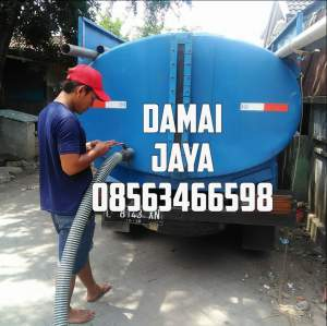 Jasa Sedot WC Undaan Surabaya