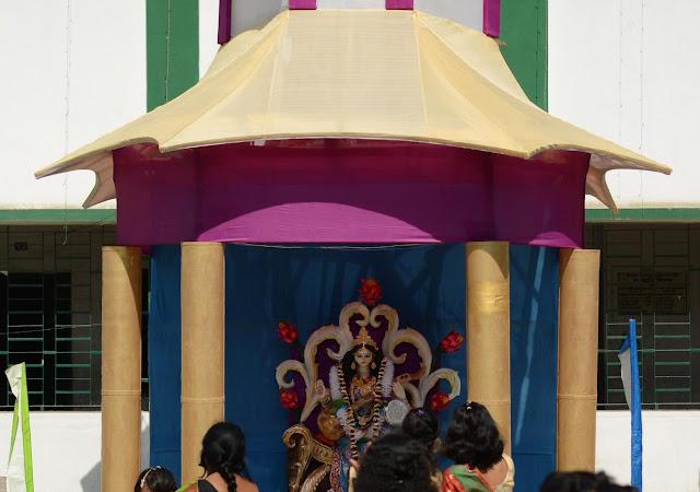 Saraswati Puja At KUEHS
