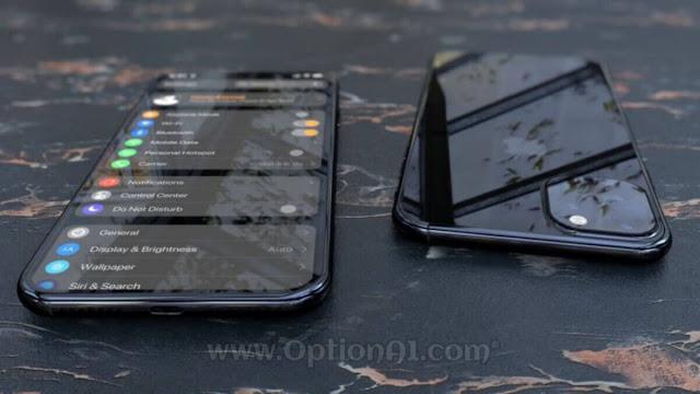 تسريبات مصورة تكشف عن نماذج أيفون 2019 القادمه