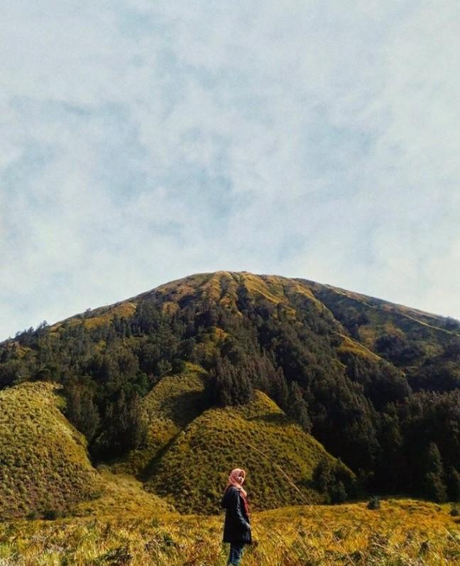 Gunung Batok di Bromo