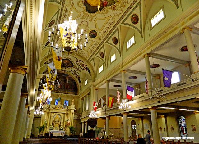 Catedral de São Luís, Nova Orleans