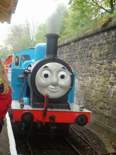 Thomas the tank Engine at East Lancashire Railway