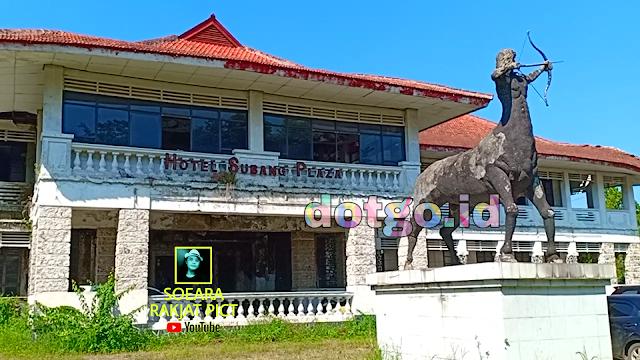 Tempat angker di subang hotel subang plaza, bangunan kuno peninggalan zaman belanda dan inggris