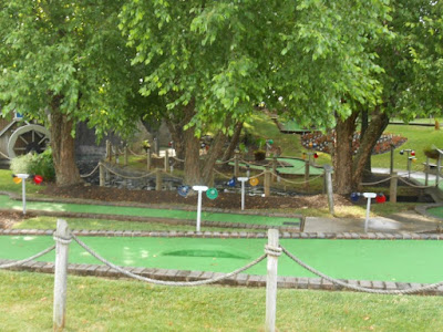 Adventure Sports in Hershey Pennsylvania - Mini Golf