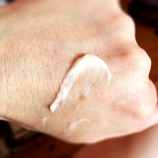 Cliona Cream on hand