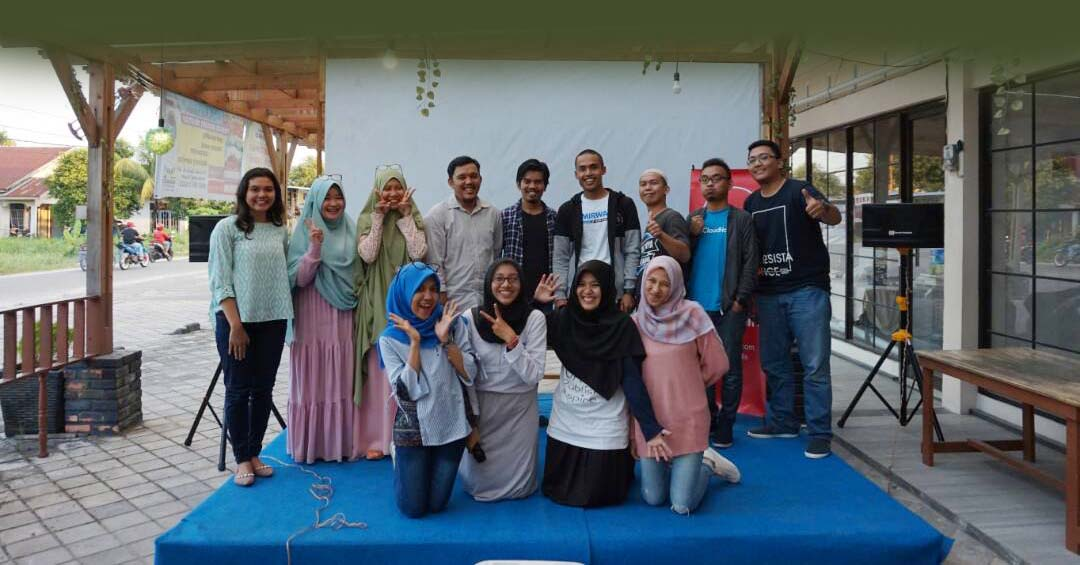 Berbagi Pengalaman Ngeblog Bersama Kongkow Nulis, Komunitas Pekanbaru