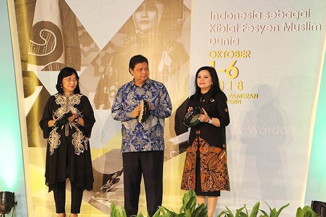 IKM Berperan Penting Dorong Indonesia Jadi Kiblat Fesyen Muslim Dunia