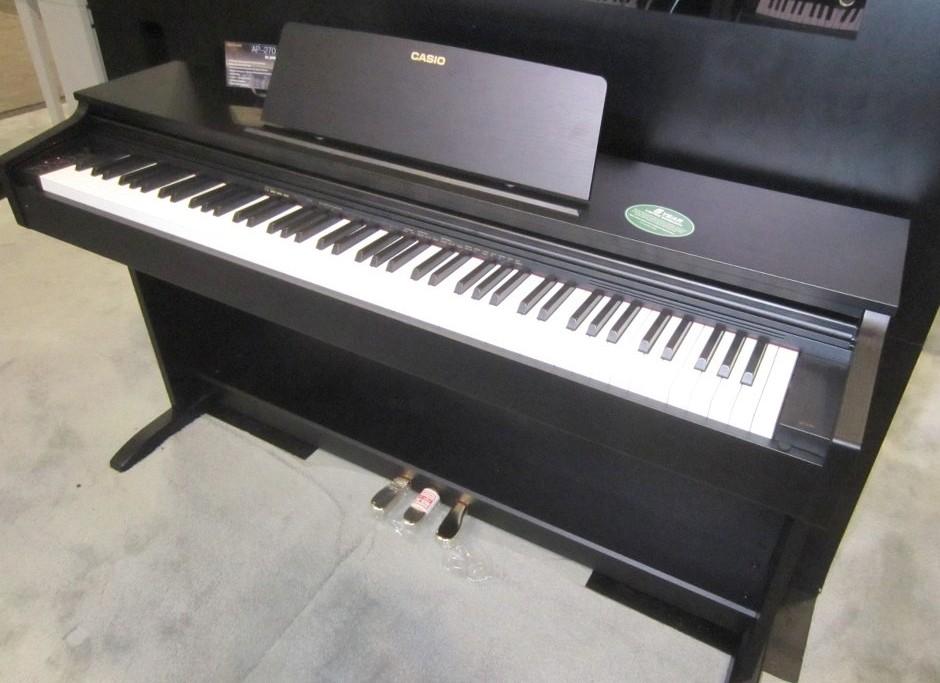az piano reviews review casio ap270 celviano digital piano 2018 model. Black Bedroom Furniture Sets. Home Design Ideas