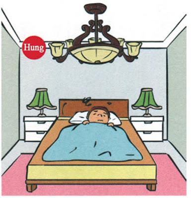 Phòng ngủ và những cấm kị trong thiết kế