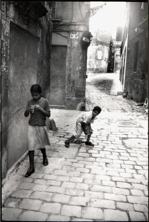 barrio chino raval Barcelone catalogne catalan enfants mômes franck chevalier