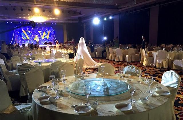 Kisah Seorang Pengantin,dari 300 yang Diundang Cuma 10 yang Datang Menghadiri Pernikahan yang Mewah ini.