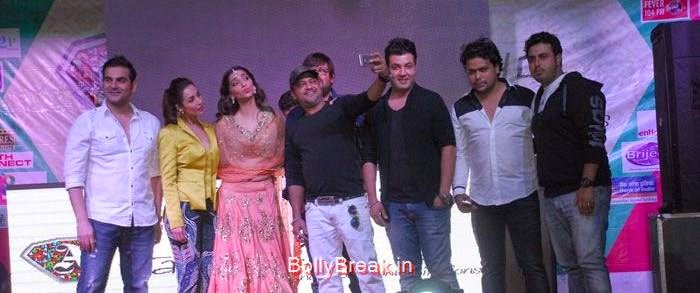 Arbaaz Khan, Malaika Arora Khan, Sonam Kapoor, Sajid Ali, Varun Sharma, Wajid Ali, Sonam Kapoor, Maliaka Arora Khan Hot Pics At 'Dolly Ki Doli' Music Launch