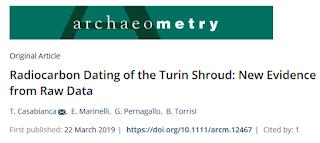 deksel av Turin Carbon dating kontrovers beste dating byer 2014