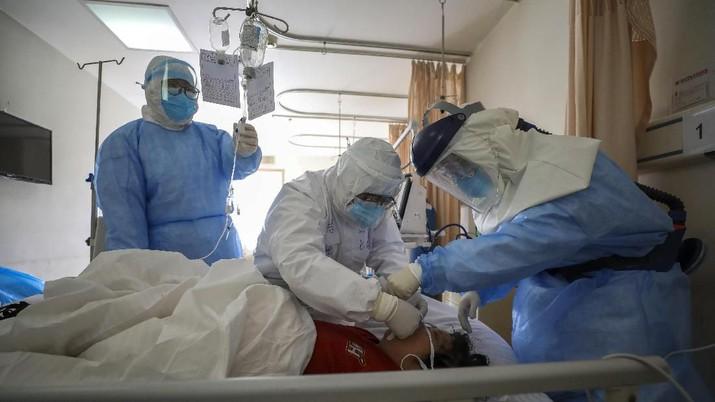 RI Termasuk Negara di Asia yang Kebal Virus Corona