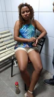 Professora é presa em Sobral por forjar o próprio sequestro