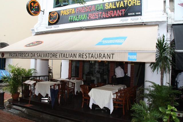Italian Restaurant Boat Quay