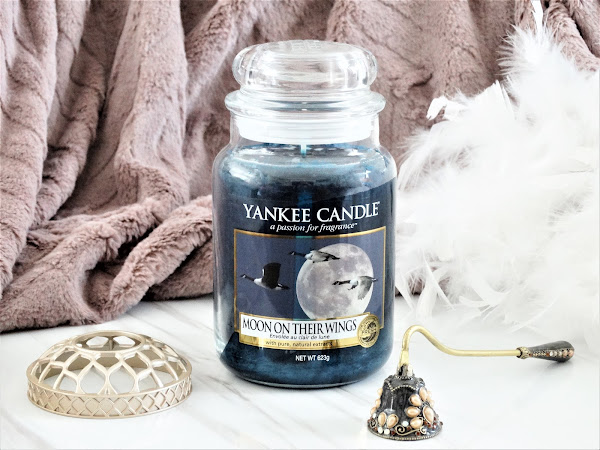 Moon On Their Wings de Yankee Candle