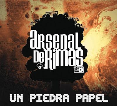 Arsenal De Rimas - Un Piedra Papel {2008]