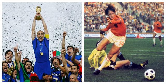 """Ký ức hào hùng World Cup: Italia, Hà Lan từ """"ông lớn"""" thành nỗi tủi nhục 2"""