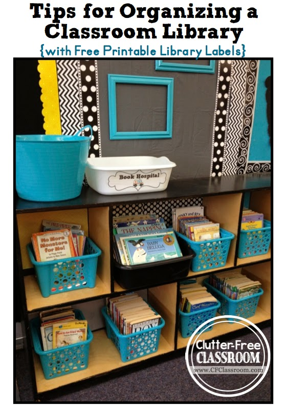 How to Organize Your Leveled Library for Guided Reading