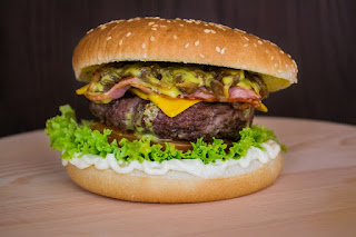 cajun style burgers recipe