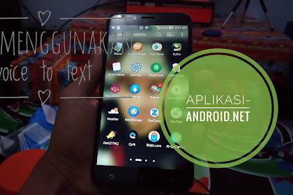 Tips Cara menggunakan voice recognition di Asus Zenfone 3 Max.