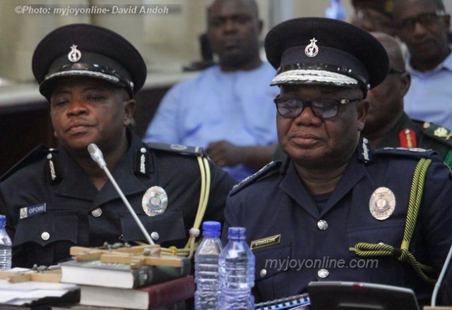 'We're prepared for inauguration of Akufo-Addo' - Police