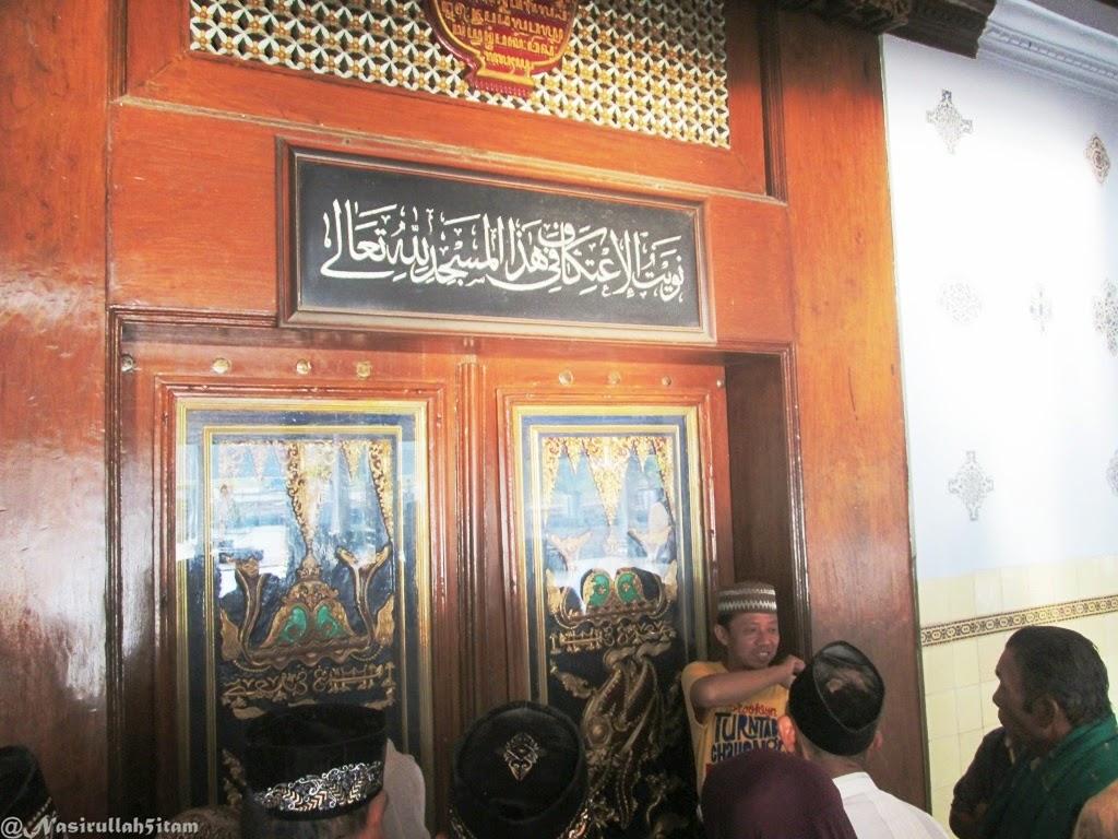Rombongan dari Bojonegoro, Jawa Timur