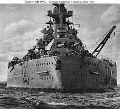 Bismarck battleship World War II worldwartwo.filminspector.com