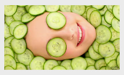 cucumber for tan remove