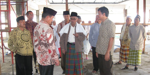 Kedudukan Alim Ulama Dalam Masyarakat Minangkabau