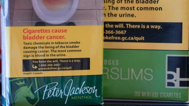 Canada appeals court orders tobacco firms to pay billions in damages