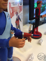 Toy Fair 2017 Big Chief Studios Thunderbirds12 inch action figures