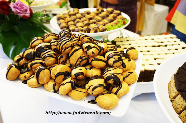 Buffet Ramadan 2016 Bangi Golf Resort