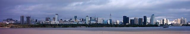 Vista panorâmica - Buenos Aires