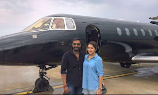 Ajay Devgn too has a private jet