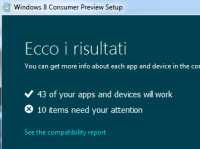 compatibilità Windows 8
