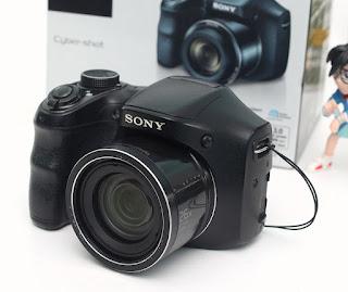 Jual Kamera Bekas Sony DSC H200